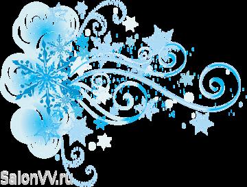 снежная день1